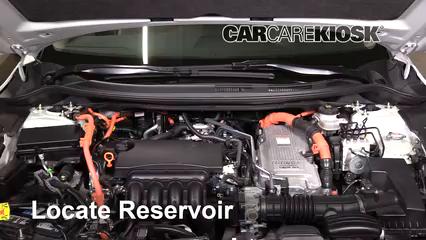 2018 Honda Clarity Plug-In Hybrid Touring 1.5L 4 Cyl. Liquide essuie-glace