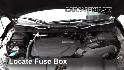 2018 Honda Odyssey EX-L 3.5L V6 Fuse (Engine)