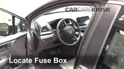 2018 Honda Odyssey EX-L 3.5L V6 Fuse (Interior)