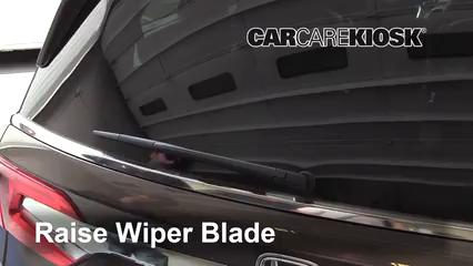 2018 Honda Odyssey EX-L 3.5L V6 Windshield Wiper Blade (Rear)