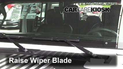 2018 Jeep Wrangler Unlimited Sport 3.6L V6 Windshield Wiper Blade (Front)