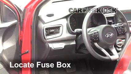 2018 Kia Rio S 1.6L 4 Cyl. Sedan Fuse (Interior)