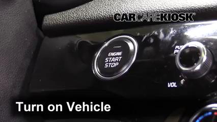 2018 Kia Sportage SX Turbo 2.0L 4 Cyl. Turbo Bluetooth