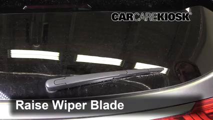 2018 Kia Sportage SX Turbo 2.0L 4 Cyl. Turbo Windshield Wiper Blade (Rear)