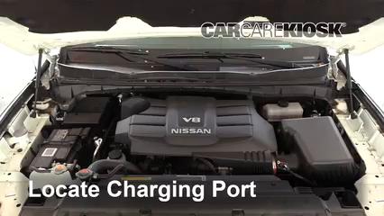 2018 Nissan Titan SV 5.6L V8 Extended Cab Pickup Air Conditioner