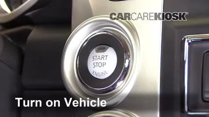 2018 Nissan Titan SV 5.6L V8 Extended Cab Pickup Bluetooth