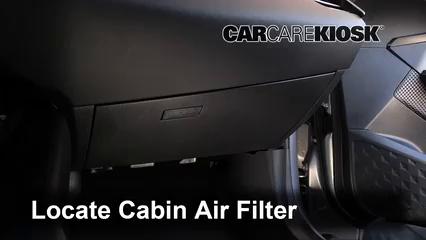 2018 Toyota C-HR XLE 2.0L 4 Cyl. Air Filter (Cabin)