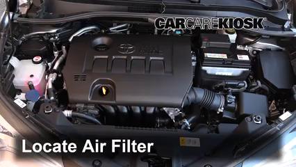 2018 Toyota C-HR XLE 2.0L 4 Cyl. Air Filter (Engine)