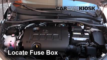 2018 Toyota C-HR XLE 2.0L 4 Cyl. Fuse (Engine) Check