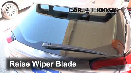 2018 Toyota C-HR XLE 2.0L 4 Cyl. Windshield Wiper Blade (Rear)