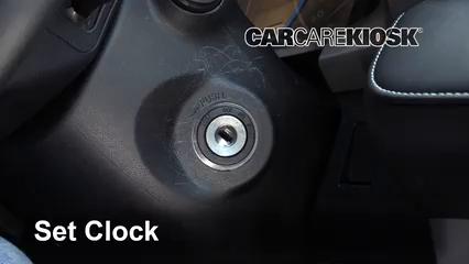 2018 Toyota RAV4 XLE 2.5L 4 Cyl. Reloj