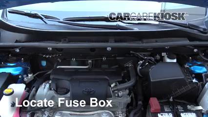 2018 Toyota RAV4 XLE 2.5L 4 Cyl. Fusible (motor)