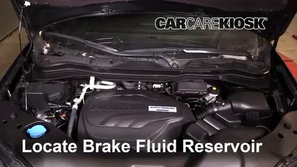 2019 Honda Passport Elite 3.5L V6 Brake Fluid