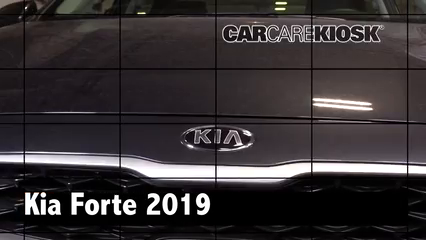 2019 Kia Forte LX 2.0L 4 Cyl. Review