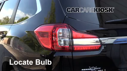 2019 Subaru Ascent Premium 2.4L 4 Cyl. Turbo Lights