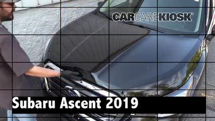 2019 Subaru Ascent Premium 2.4L 4 Cyl. Turbo Review
