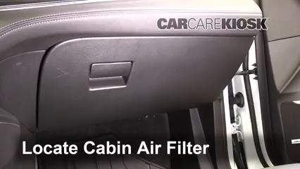 2019 Buick Enclave Premium 3.6L V6 Air Filter (Cabin)