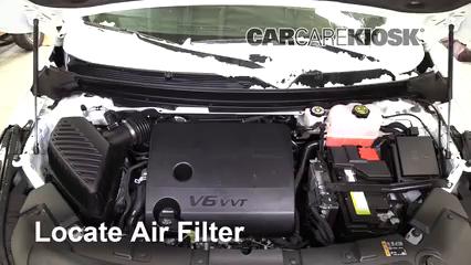 2019 Buick Enclave Premium 3.6L V6 Air Filter (Engine)