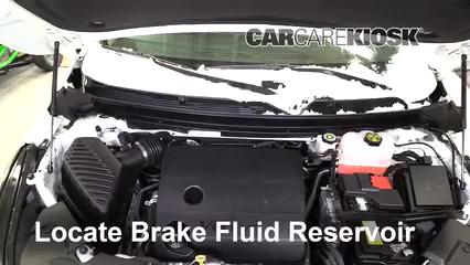 2019 Buick Enclave Premium 3.6L V6 Brake Fluid