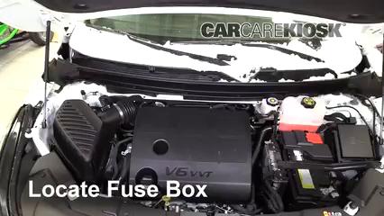 2019 Buick Enclave Premium 3.6L V6 Fuse (Engine)