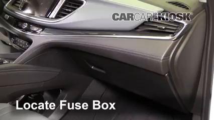 2019 Buick Enclave Premium 3.6L V6 Fuse (Interior)