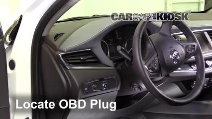 2019 Buick Enclave Premium 3.6L V6 Check Engine Light