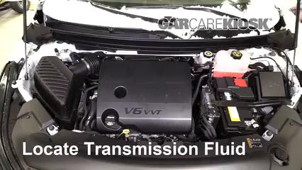 2019 Buick Enclave Premium 3.6L V6 Transmission Fluid