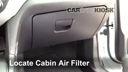 2019 Chevrolet Equinox Premier 1.6L 4 Cyl. Turbo Diesel Air Filter (Cabin)