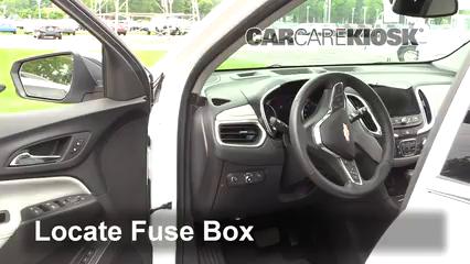 2019 Chevrolet Equinox Premier 1.6L 4 Cyl. Turbo Diesel Fuse (Interior)