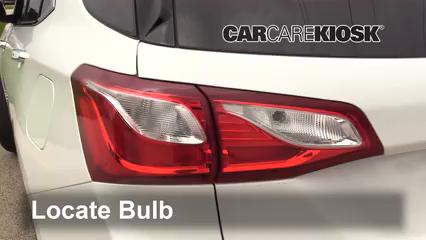 2019 Chevrolet Equinox Premier 1.6L 4 Cyl. Turbo Diesel Lights