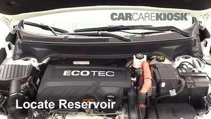 2019 Chevrolet Equinox Premier 1.6L 4 Cyl. Turbo Diesel Líquido limpiaparabrisas