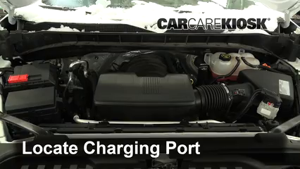 2019 Chevrolet Silverado 1500 Custom Trail Boss 4.3L V6 Crew Cab Pickup Air Conditioner