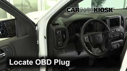 2019 Chevrolet Silverado 1500 Custom Trail Boss 4.3L V6 Crew Cab Pickup Check Engine Light