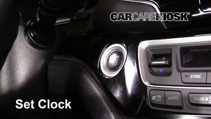 2019 Honda Passport Elite 3.5L V6 Horloge