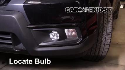 2019 Honda Passport Elite 3.5L V6 Lights Fog Light (replace bulb)