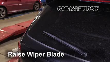 2019 Honda Passport Elite 3.5L V6 Windshield Wiper Blade (Rear) Replace Wiper Blade