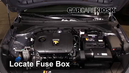 2019 Hyundai Elantra SE 2.0L 4 Cyl. Fusible (motor)