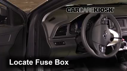 2019 Hyundai Elantra SE 2.0L 4 Cyl. Fusible (interior)