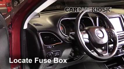 2019 Jeep Cherokee Trailhawk Elite 3.2L V6 Fuse (Interior)
