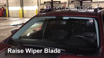 2019 Jeep Cherokee Trailhawk Elite 3.2L V6 Windshield Wiper Blade (Front)
