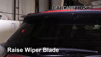2019 Jeep Cherokee Trailhawk Elite 3.2L V6 Windshield Wiper Blade (Rear)