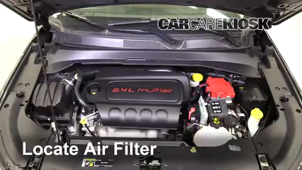 2019 Jeep Compass Limited 2.4L 4 Cyl. Air Filter (Engine)