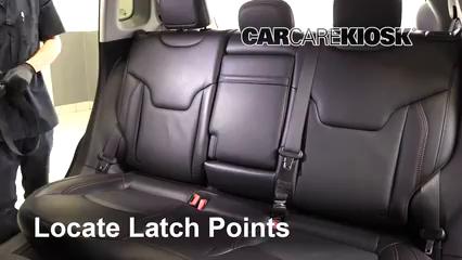 2019 Jeep Compass Limited 2.4L 4 Cyl. Car Seats