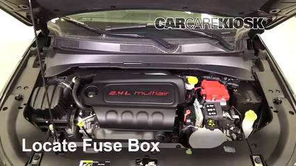 2019 Jeep Compass Limited 2.4L 4 Cyl. Fuse (Engine)