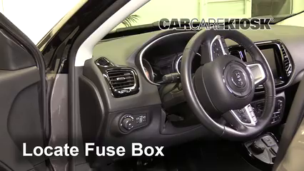 2019 Jeep Compass Limited 2.4L 4 Cyl. Fuse (Interior)