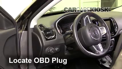 2019 Jeep Compass Limited 2.4L 4 Cyl. Check Engine Light