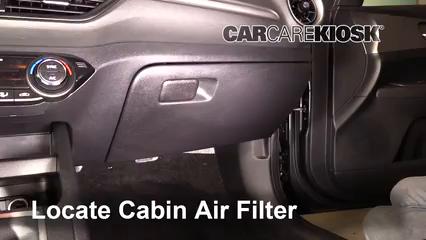 2019 Kia Forte LX 2.0L 4 Cyl. Air Filter (Cabin)