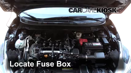 2019 Nissan Kicks S 1.6L 4 Cyl. Fuse (Engine)