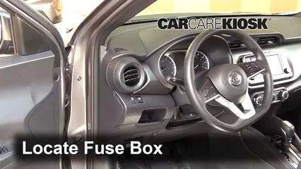2019 Nissan Kicks S 1.6L 4 Cyl. Fusible (interior)