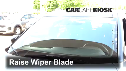 2019 Nissan Kicks S 1.6L 4 Cyl. Windshield Wiper Blade (Front)